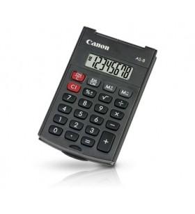 Canon AS-8 calculator Buzunar Calculator cu display Gri