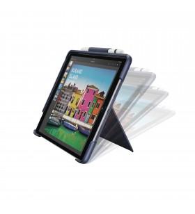 Logitech SLIM COMBO tastatură pentru terminale mobile QWERTY Engleză Regatul Unit Albastru Smart Connector