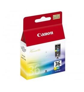 Canon CLI-36 Col Original Cyan, Magenta, Galben 1 buc.