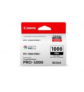 Canon PFI-1000 PBK Original Negru foto