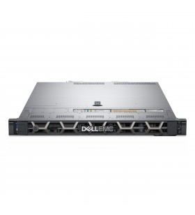 DELL PowerEdge R440 servere Intel® Xeon® Silver 2,2 GHz 16 Giga Bites DDR4-SDRAM Cabinet metalic (1U) 550 W