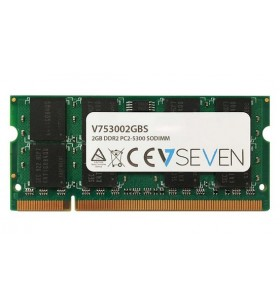 V7 V753002GBS module de memorie 2 Giga Bites DDR2 667 MHz