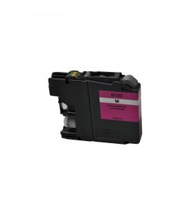 V7 BR123M-INK Compatibil Magenta 1 buc.