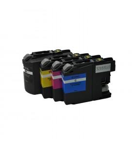 V7 BR127-INK4 Compatibil Negru, Cyan, Magenta, Galben 4 buc.