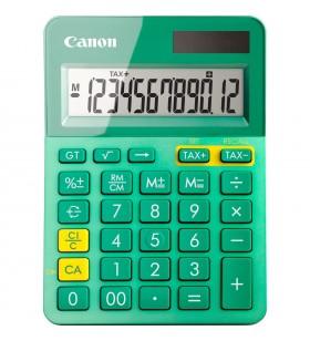 Canon LS-123K calculator Spaţiul de lucru De bază Verde