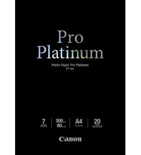 Canon PT-101 hârtii fotografică Negru Glasată tip high-gloss
