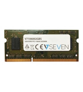 V7 V7106002GBS module de memorie 2 Giga Bites DDR3 1333 MHz