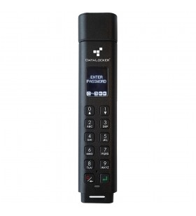 Origin Storage Sentry K300 Secure USB 3.1 Gen 1 Keypad Flash Drive 256-BIT AES 64GB memorii flash USB 64 Giga Bites 3.2 Gen 1