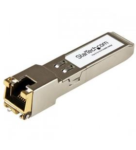 StarTech.com 10065-ST module de emisie-recepție pentru rețele De cupru 1250 Mbit s SFP