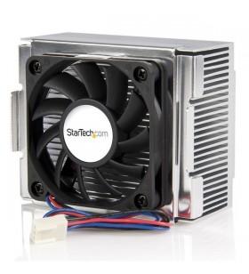 StarTech.com FAN478 sisteme de răcire pentru calculatoare Procesor Ventilator 6 cm Negru