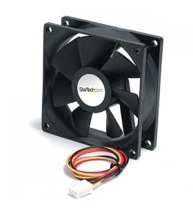 StarTech.com FAN9X25TX3L sisteme de răcire pentru calculatoare Carcasă calculator Distracţie 9,2 cm Negru