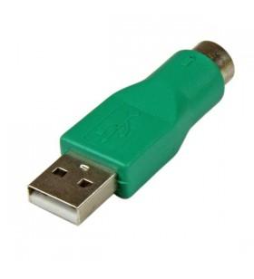 StarTech.com GC46MF cabluri prelungitoare cu mufe mamă tată PS 2 USB Verde