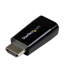 StarTech.com HD2VGAMICRO convertoare video Convertor video activ 1920 x 1200 Pixel