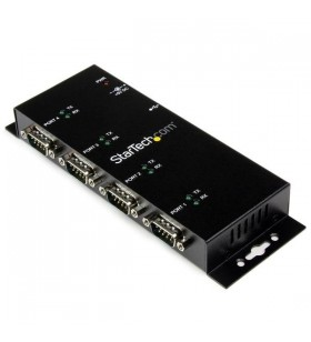 StarTech.com ICUSB2324I hub-uri de interfață USB 2.0 Type-B Negru