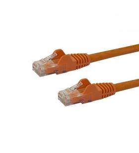 StarTech.com N6PATC2MOR cabluri de rețea 2 m Cat6 U UTP (UTP) Portocală