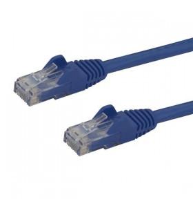 StarTech.com N6PATC50CMBL cabluri de rețea 0,5 m Cat6 U UTP (UTP) Albastru