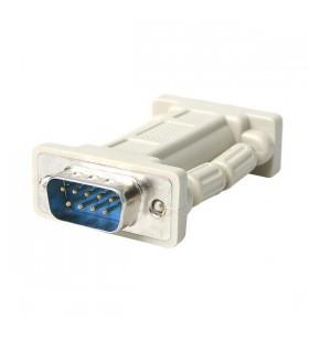 StarTech.com NM9MF cabluri prelungitoare cu mufe mamă tată DB9 Gri