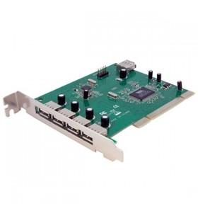 StarTech.com PCIUSB7 plăci adaptoare de interfață USB 2.0 Intern