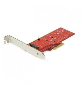 StarTech.com PEX4M2E1 plăci adaptoare de interfață M.2 Intern