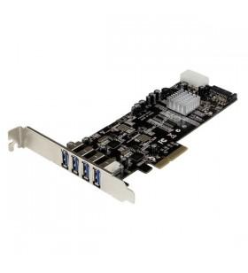 StarTech.com PEXUSB3S42V plăci adaptoare de interfață USB 3.2 Gen 1 (3.1 Gen 1) Intern