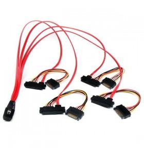 StarTech.com SAS808782P50 cabluri SAS 0,5 m