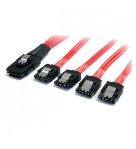 StarTech.com SAS8087S450 cabluri SAS 0,05 m