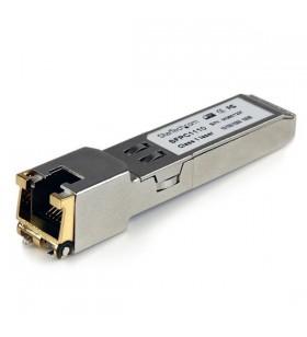 StarTech.com SFPC1110 module de emisie-recepție pentru rețele De cupru 1250 Mbit s SFP