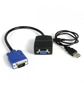 StarTech.com ST122LE distribuitoare de semnal video VGA 2x VGA