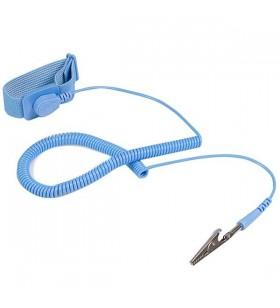 StarTech.com SWS100 brățări antistatice Albastru