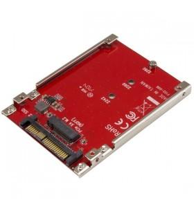 StarTech.com U2M2E125 plăci adaptoare de interfață M.2 Intern