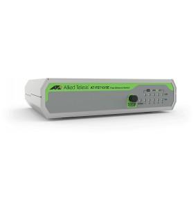 Allied Telesis FS710 5E Fara management Fast Ethernet (10 100) Verde, Gri