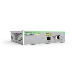 Allied Telesis AT-PC2000 SP-60 convertoare media pentru rețea 1000 Mbit s 850 nm Gri