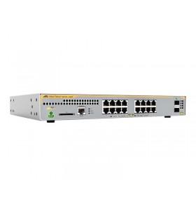 Allied Telesis AT-IE210L-18GP-60 Gestionate L2 Gigabit Ethernet (10 100 1000) Gri Power over Ethernet (PoE) Suport