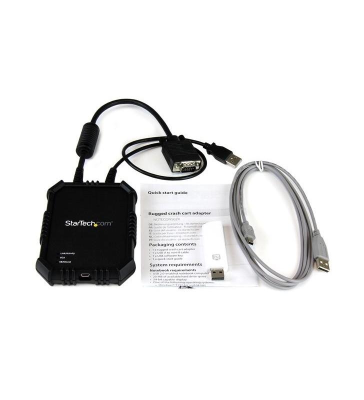 StarTech.com NOTECONS02X servere de console USB