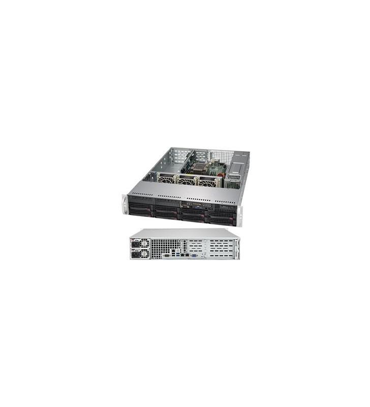 Supermicro SuperServer 5029P-WTR Intel C622 LGA 3647 Cabinet metalic (2U) Negru