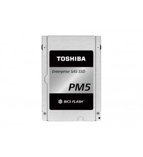 "Toshiba KPM51RUG960G unități SSD 2.5"" 960 Giga Bites SAS TLC NVMe"