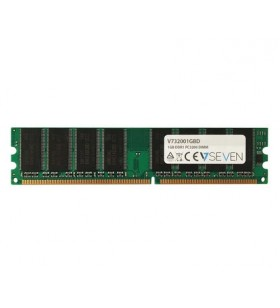 V7 V732001GBD module de memorie 1 Giga Bites DDR 400 MHz