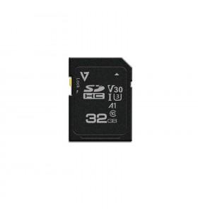 V7 J154438 memorii flash 32 Giga Bites SDHC Clasa 10 UHS-I