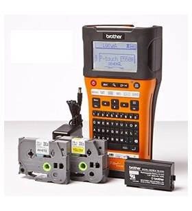 Brother PT-E550WVP imprimante pentru etichete 180 x 180 DPI Prin cablu & Wireless HSE TZe QWERTY
