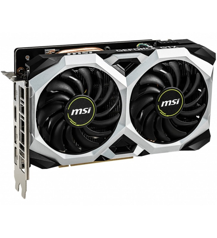MSI V375-032R plăci video NVIDIA GeForce GTX 1660 Ti 6 Giga Bites GDDR6
