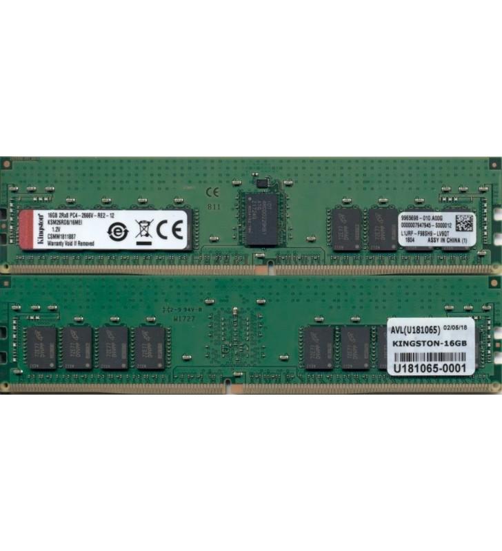 Kingston Technology KSM26RD8 16MEI module de memorie 16 Giga Bites DDR4 2666 MHz CCE