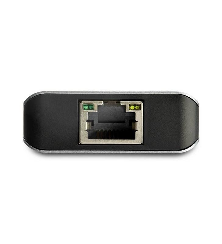 StarTech.com HB31C2A1CGB hub-uri de interfață USB 3.2 Gen 2 (3.1 Gen 2) Type-C 10000 Mbit s Negru, Gri