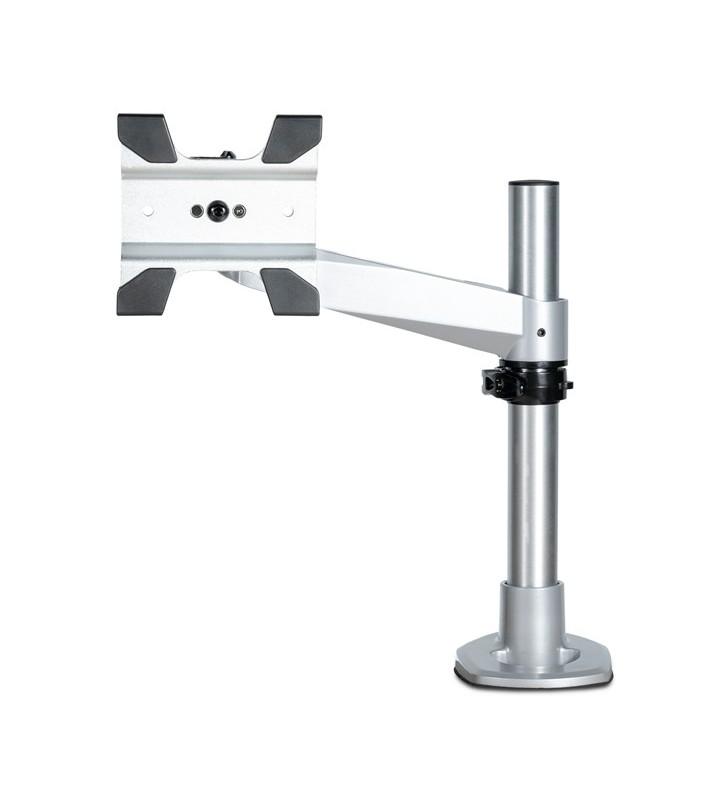 """StarTech.com ARMPIVOTB2 suporturi pentru birou pentru monitoarele LCD 86,4 cm (34"""") Suport Argint"""