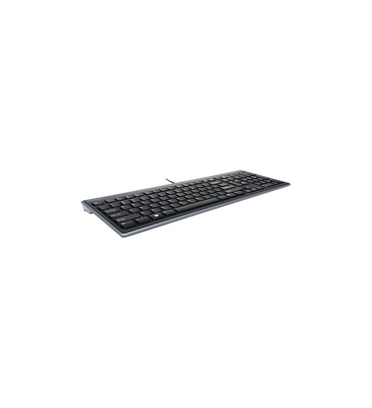 Kensington Advance Fit tastaturi USB QWERTZ Germană Negru
