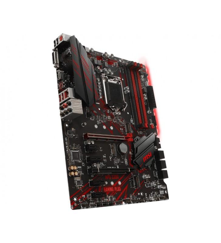 MSI MPG Z390 GAMING PLUS plăci de bază LGA 1150 (Mufă H4) ATX Intel Z390