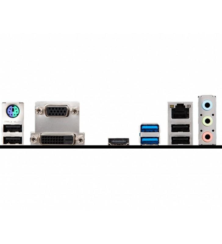MSI H310M PRO-M2 PLUS LGA 1150 (Mufă H4) micro-ATX Intel® H310