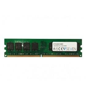 V7 V753001GBD module de memorie 1 Giga Bites DDR2 667 MHz
