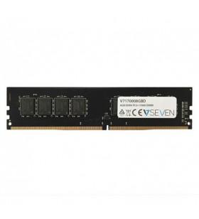 V7 V7170008GBD module de memorie 8 Giga Bites DDR4 2133 MHz