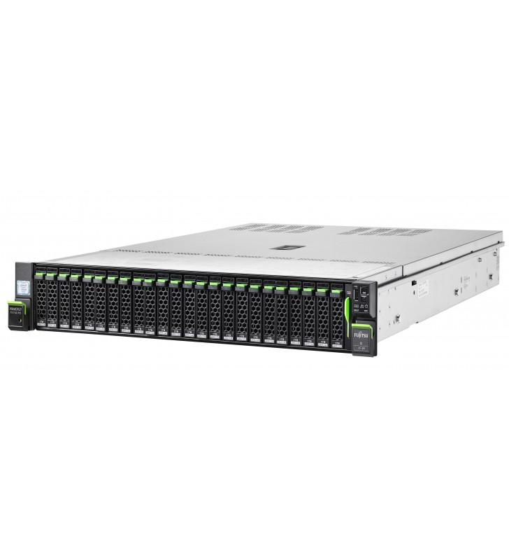 Fujitsu PRIMERGY RX2540 M5 servere Intel® Xeon® Gold 3,3 GHz 32 Giga Bites DDR4-SDRAM 12 TB Cabinet metalic (2U) 450 W