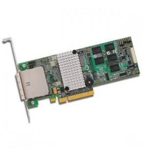 Fujitsu LSI MegaRAID SAS2108 interfețe RAID PCI Express x8 2.0 6 Gbit s